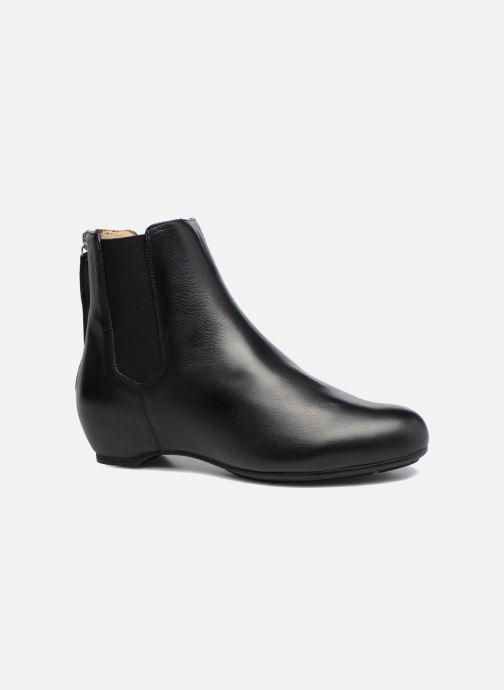 Stiefeletten & Boots Unisa Angus schwarz detaillierte ansicht/modell