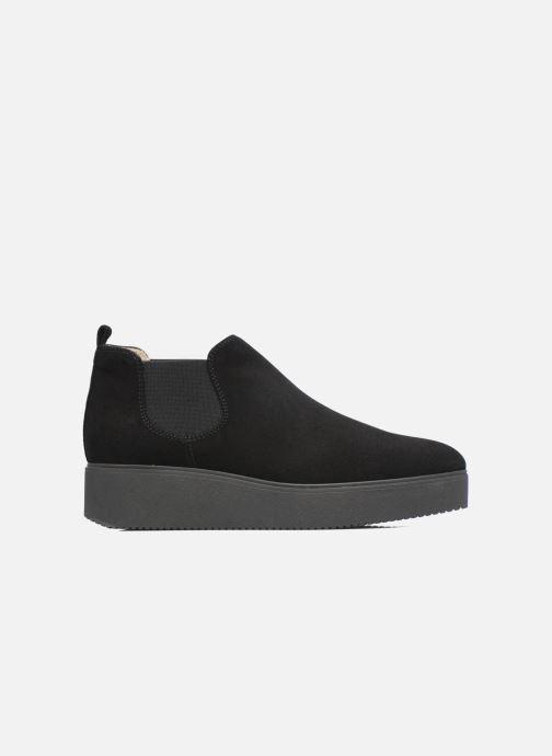 Boots en enkellaarsjes Unisa Cadeo Zwart achterkant