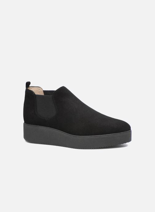 Boots en enkellaarsjes Unisa Cadeo Zwart detail