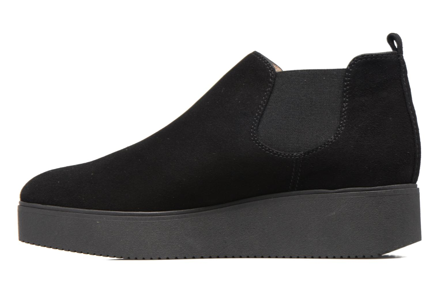 Ankle boots Unisa Cadeo Black front view