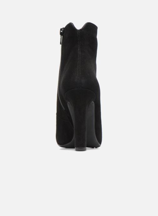 Bottines et boots Unisa Pansi Noir vue droite