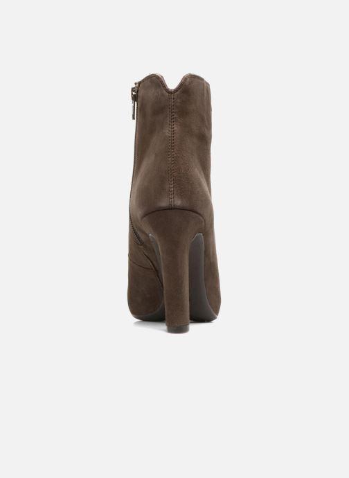 Bottines et boots Unisa Pansi Gris vue droite