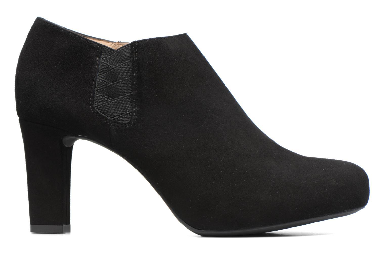 Stiefeletten & Boots Unisa Nelas schwarz ansicht von hinten