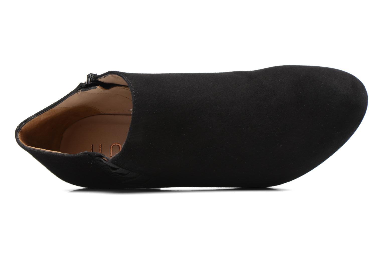Stiefeletten & Boots Unisa Nelas schwarz ansicht von links
