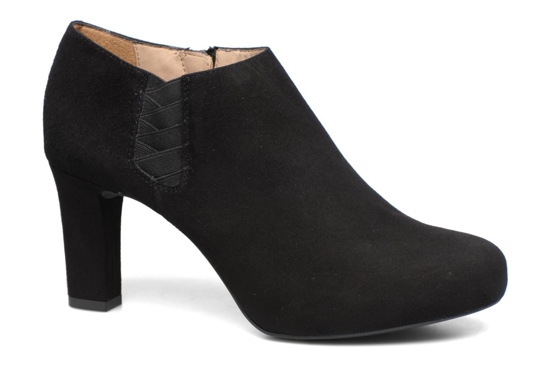 Boots en enkellaarsjes Unisa Nelas Zwart detail