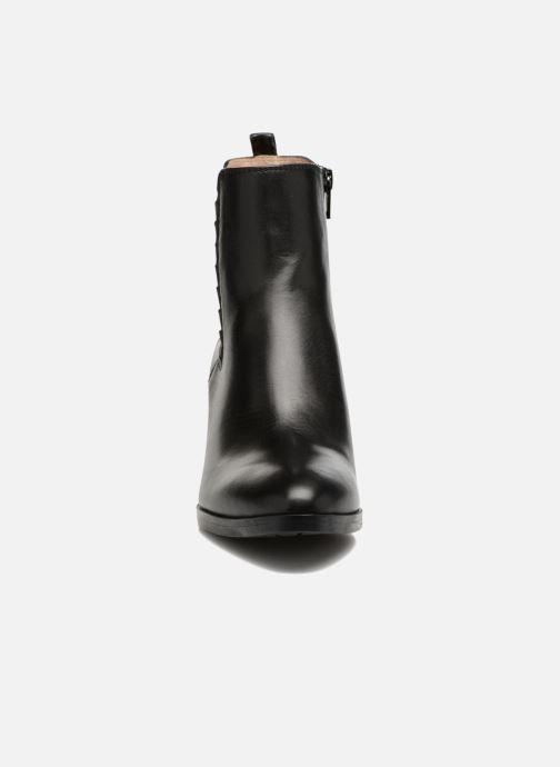 Bottines et boots Unisa Matena Noir vue portées chaussures