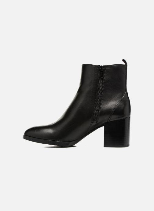 Bottines et boots Unisa Matena Noir vue face