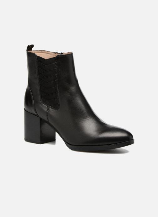Bottines et boots Unisa Matena Noir vue détail/paire