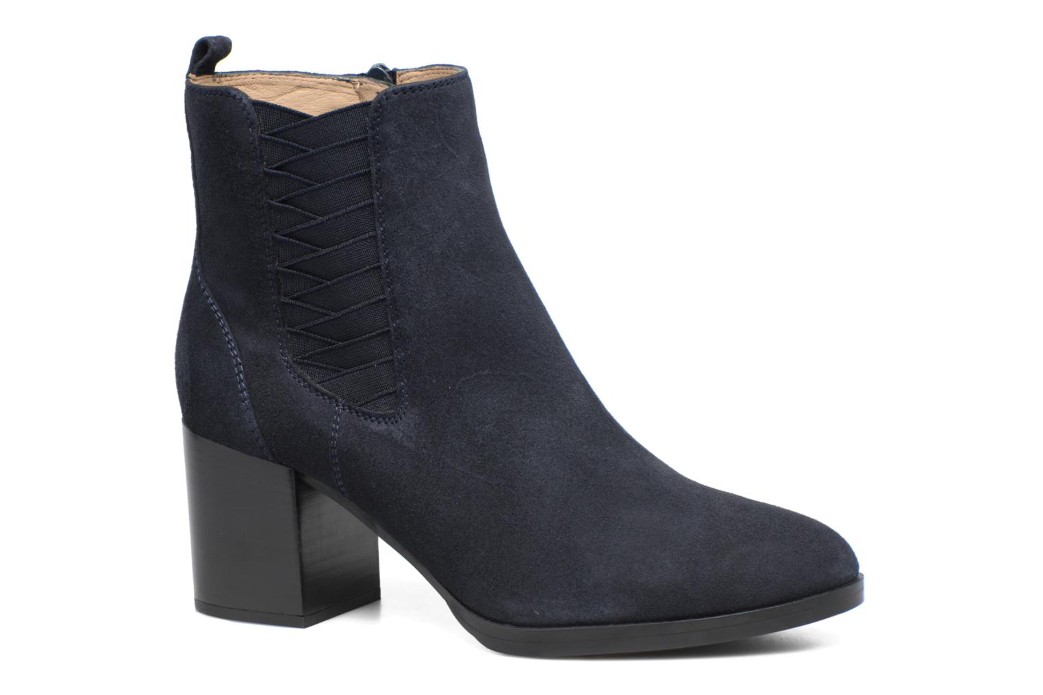 Ankle boots Unisa Matena Blue detailed view/ Pair view