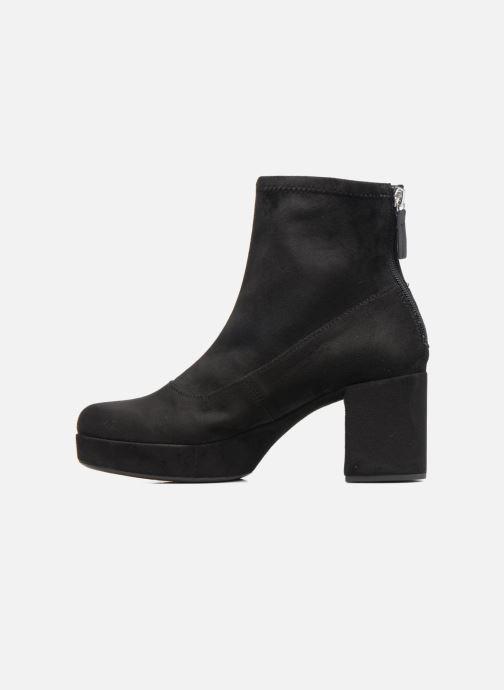 Bottines et boots Unisa Nalon Noir vue face