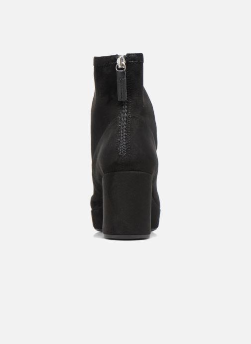 Bottines et boots Unisa Nalon Noir vue droite