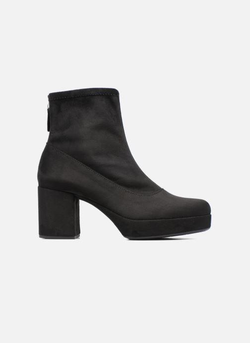 Bottines et boots Unisa Nalon Noir vue derrière