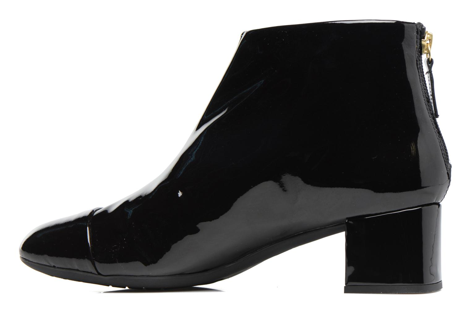 Ankle boots Unisa Kaster Black front view