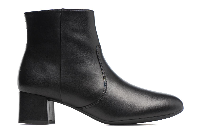 Boots en enkellaarsjes Unisa Karisi Zwart achterkant