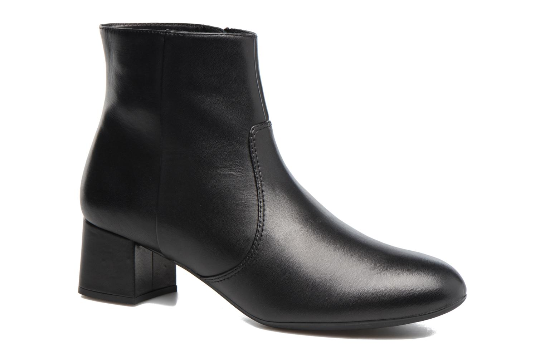 Boots en enkellaarsjes Unisa Karisi Zwart detail