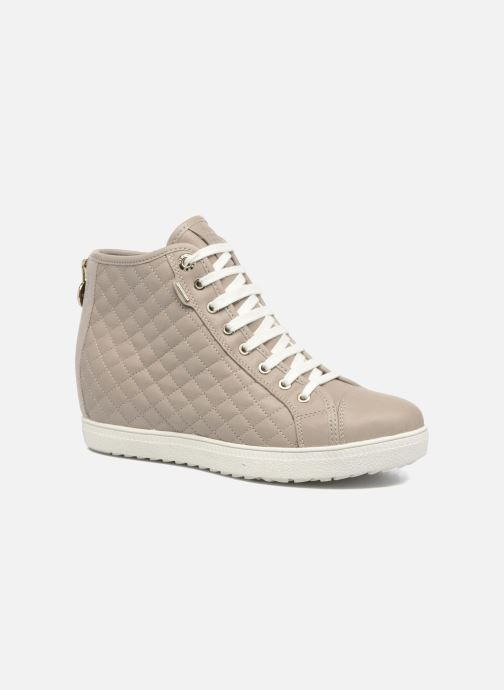 Sneakers Geox D AMARANTH HIGH B AB II Beige detail