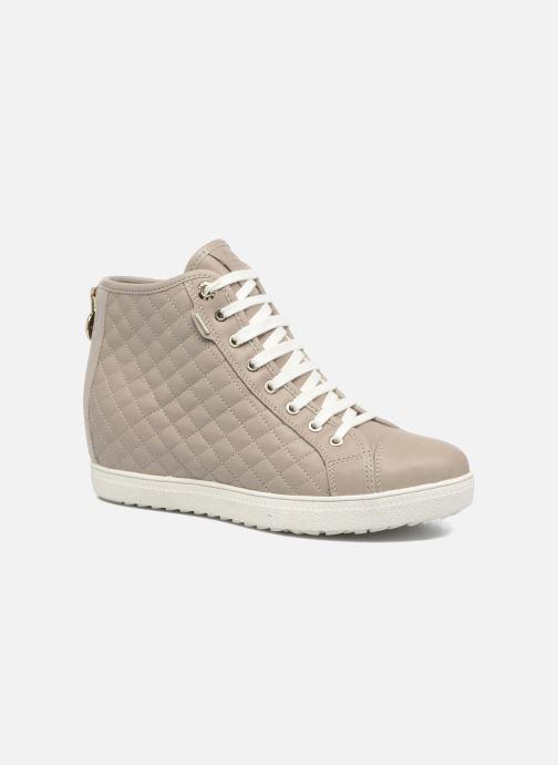 Sneakers Geox D AMARANTH HIGH B AB II Beige vedi dettaglio/paio