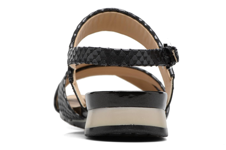Sandali e scarpe aperte Geox D FORMOSA B II Nero immagine destra