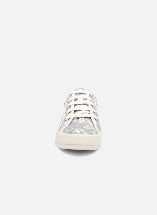 Sneakers Geox D HIDENCE V B Grijs model