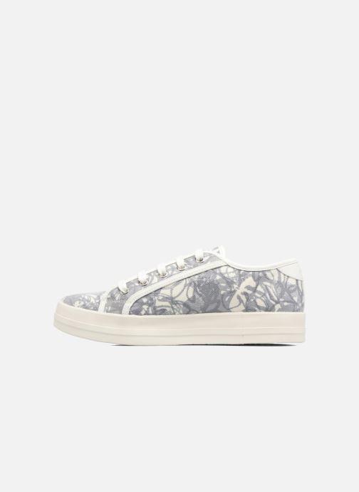 Sneakers Geox D HIDENCE V B Grijs voorkant