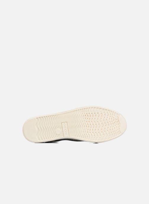 Sneakers Geox D HIDENCE V B Grijs boven