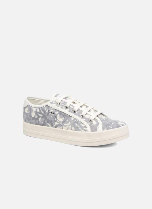 Sneakers Geox D HIDENCE V B Grijs detail