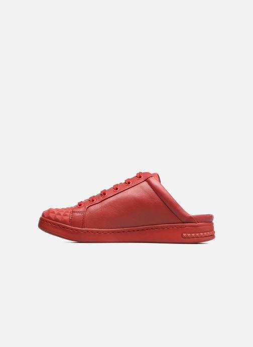 Sneakers Geox D JAYSEN D Rood voorkant