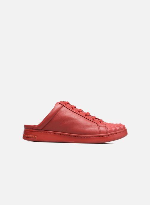 Sneakers Geox D JAYSEN D Rood achterkant