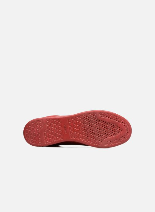 Sneakers Geox D JAYSEN D Rood boven