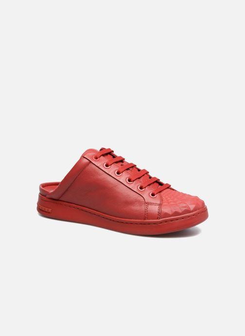 Sneakers Geox D JAYSEN D Rood detail