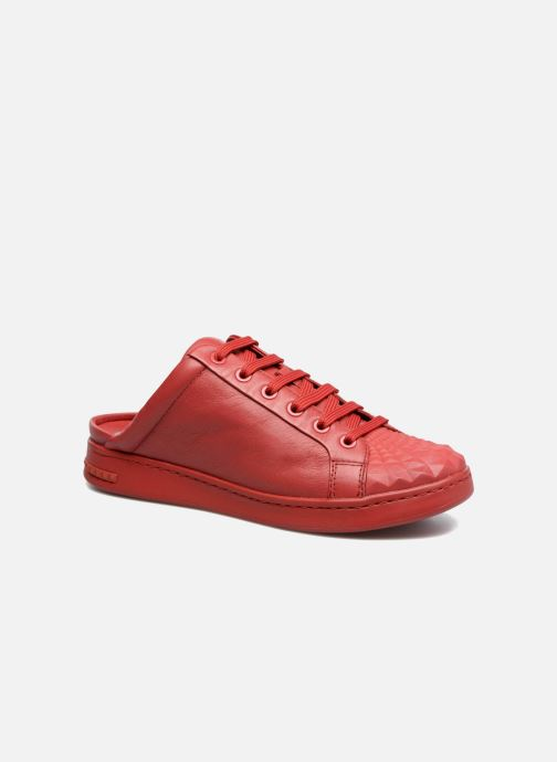 Geox D JAYSEN D (Red) - Trainers chez Sarenza (299235) fa7e259aa7a