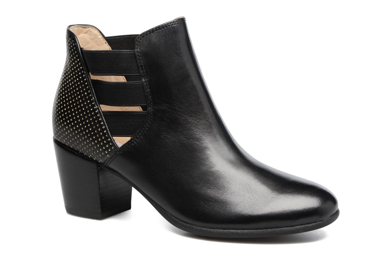 Bottines et boots Geox D LUCINDA B Noir vue détail/paire