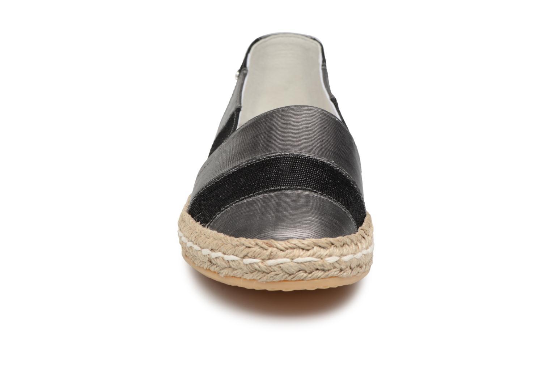Scarpe di corda Geox D MODESTY B Nero modello indossato
