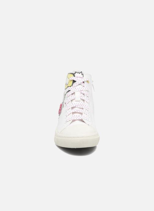 Sneakers Geox D NEW CLUB B II Wit model