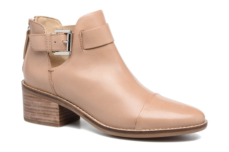 Boots en enkellaarsjes Geox D NEW TWINKA B Beige detail