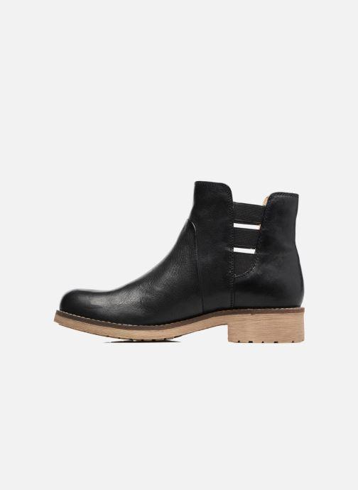 Bottines et boots Geox D NEW VIRNA D Noir vue face