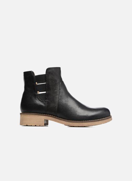 Bottines et boots Geox D NEW VIRNA D Noir vue derrière