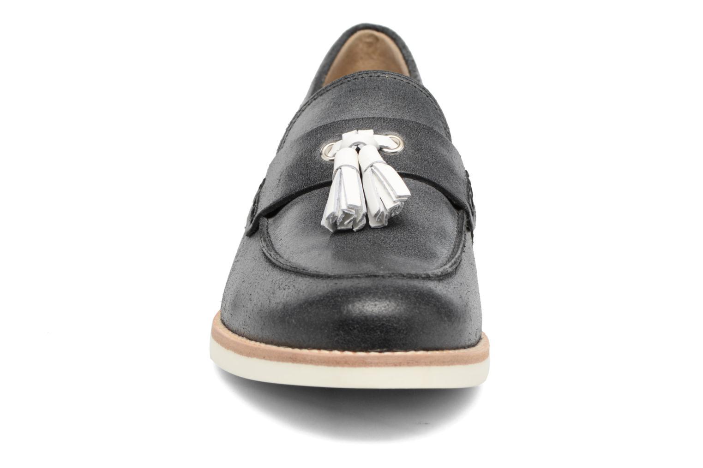 Mocassins Geox D PROMETHEA C Noir vue portées chaussures