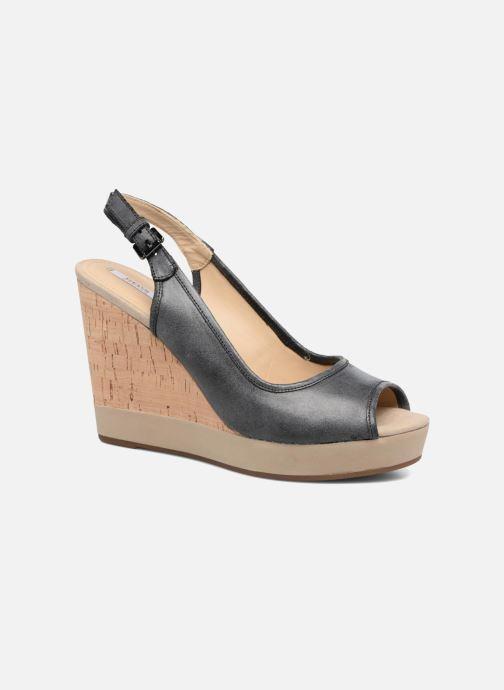 Sandales et nu-pieds Geox DONNA JANIRA G Noir vue détail/paire