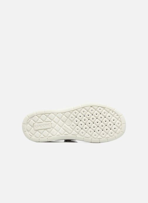 Sandales et nu-pieds Geox J DELBYN GIRL B Blanc vue haut