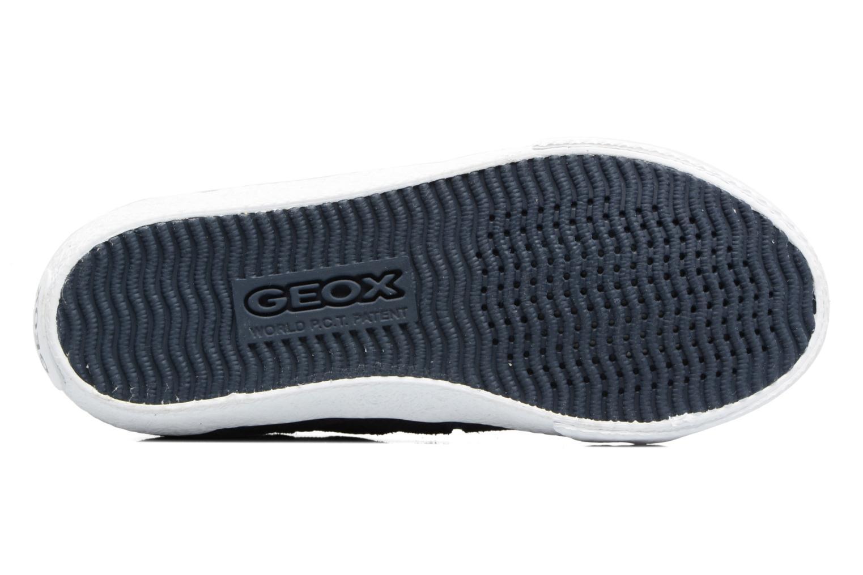 Sneakers Geox J SMART BOY C Blauw boven