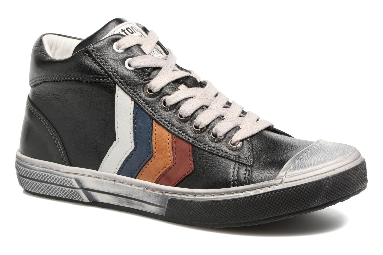 Sneakers Stones and Bones Rosto Nero vedi dettaglio/paio