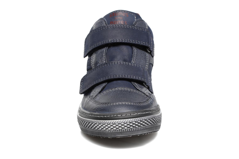Sneakers Stones and Bones Drevedry Blauw model