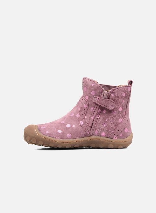 Stiefeletten & Boots Bisgaard Christa rosa ansicht von vorne