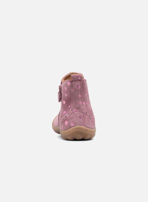 Stiefeletten & Boots Bisgaard Christa rosa ansicht von rechts