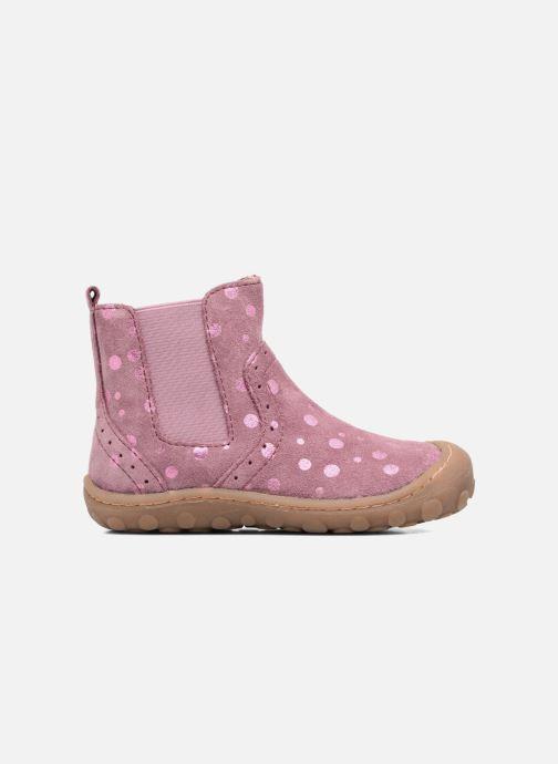 Ankelstøvler Bisgaard Christa Pink se bagfra