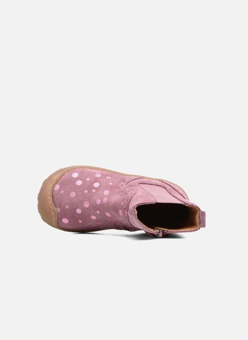 Stiefeletten & Boots Bisgaard Christa rosa ansicht von links