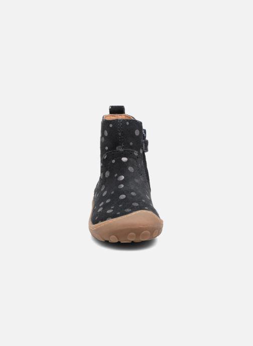 Bottines et boots Bisgaard Christa Bleu vue portées chaussures