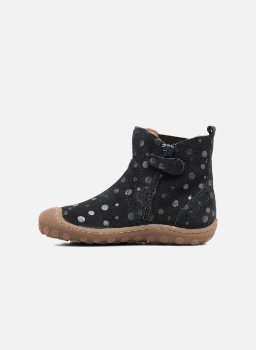 Bottines et boots Bisgaard Christa Bleu vue face