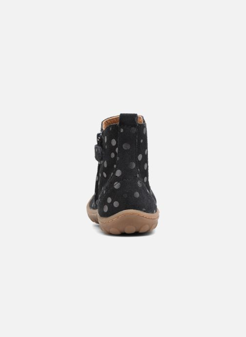 Bottines et boots Bisgaard Christa Bleu vue droite